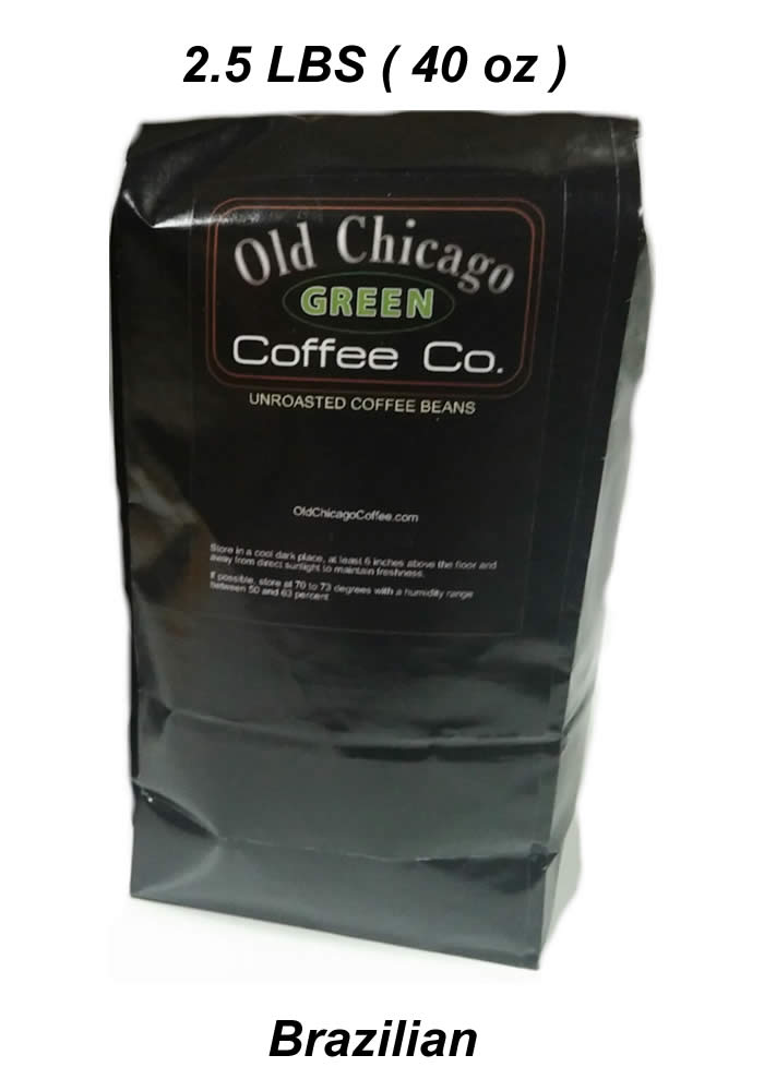 Brazil Green Coffee Beans