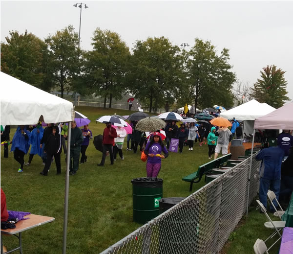 Orland Park Alzheimer's Walk