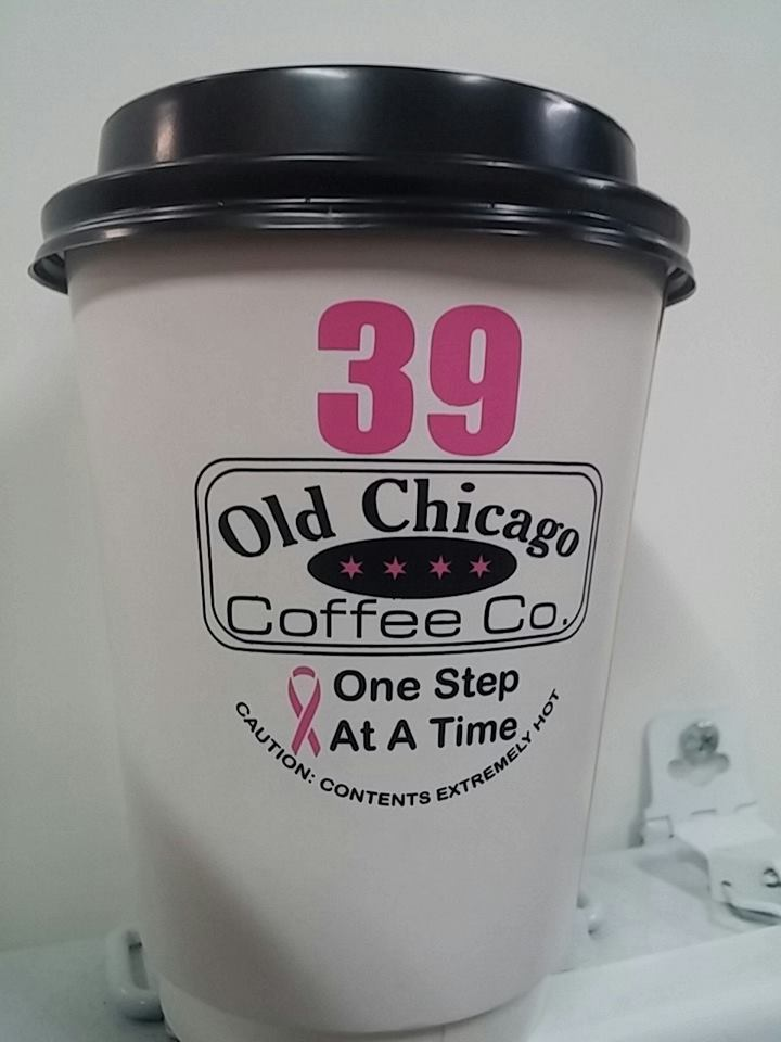 Avon Walk for Breast Cancer Coffee Cup