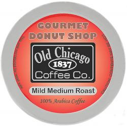 Single Serve Coffee Gourmet Donut Shop, 20